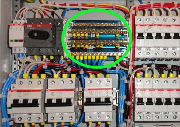Пример использования кросс модуля