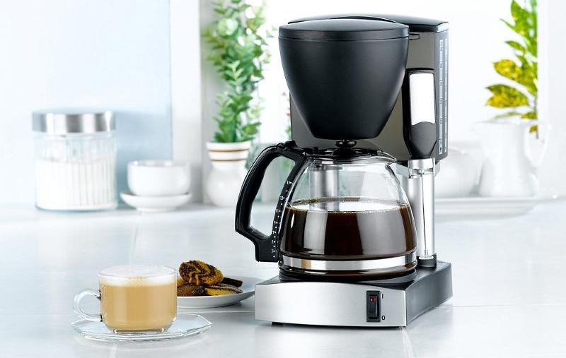 Принцип работы и устройство кофеварки