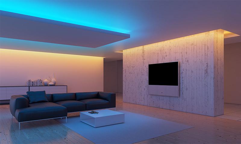 Принцип работы и устройство светодиодной ленты