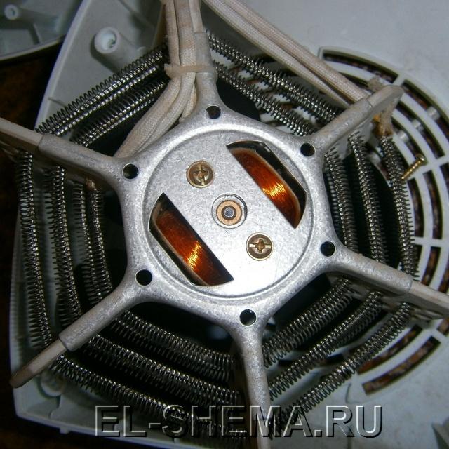 самостоятельный ремонт бытовых китайских тепловентиляторов
