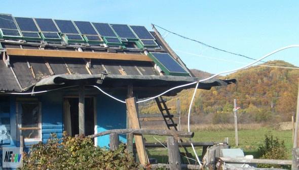 Самодельные солнечные батареи