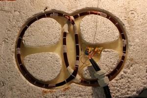 Самостоятельное изготовление поисковой катушки для металлоискателя