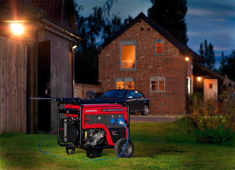 skolko stoat generatori dla dachi