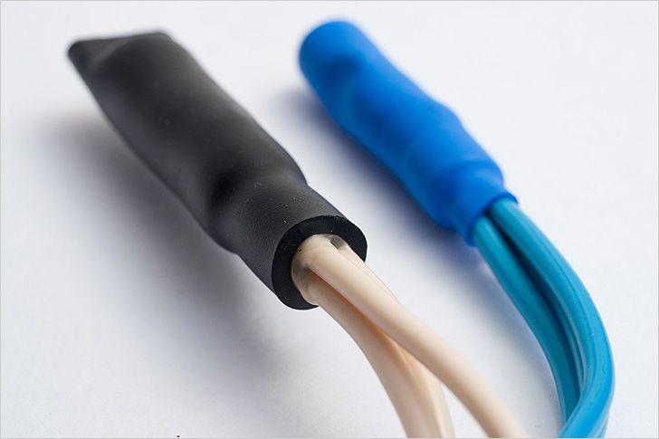 Способы герметичного соединения проводов
