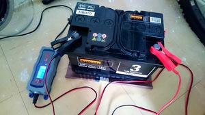 Способы зарядки аккумулятора