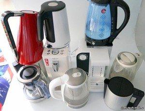 Качества электрических чайников