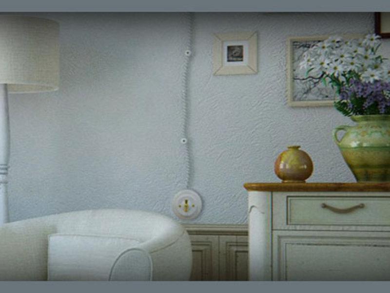 Стиль квартиры с ретро проводкой