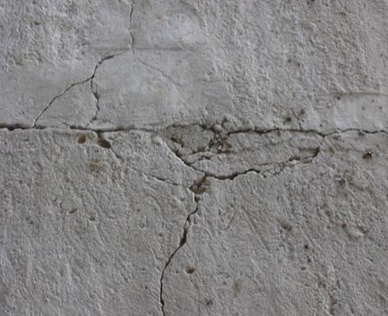 Трещины в стяжке
