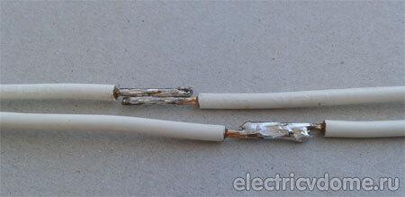термоусадка для проводов
