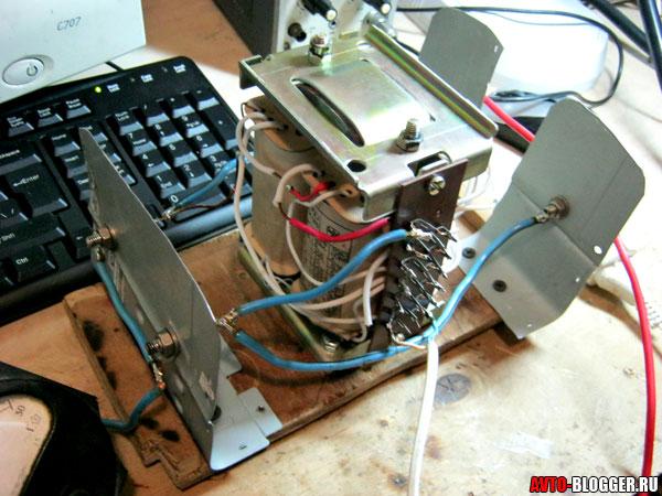 Трансформаторное зарядное устройство