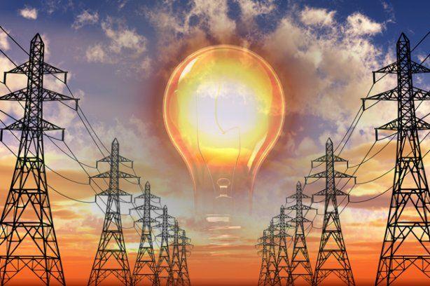 увеличение расхода электроэнергии