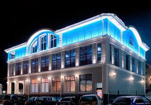 Вариант архитектурного освещения