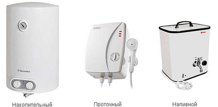 Виды электро нагревателей для дома и дачи
