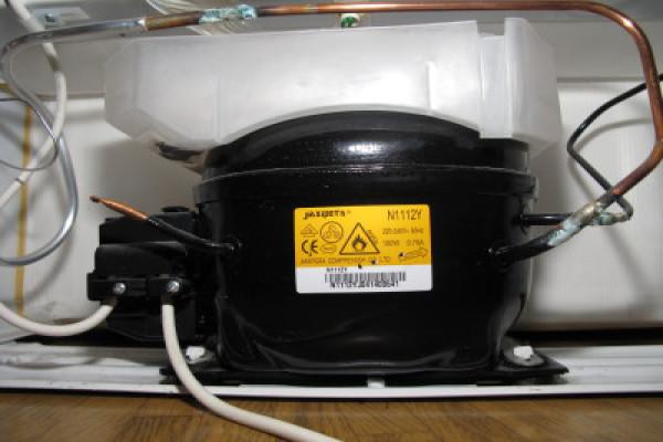 двигатель холодильника