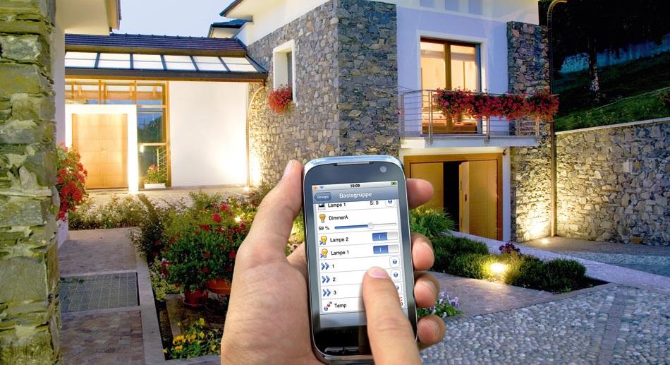 Клиентское приложение для управления освещением