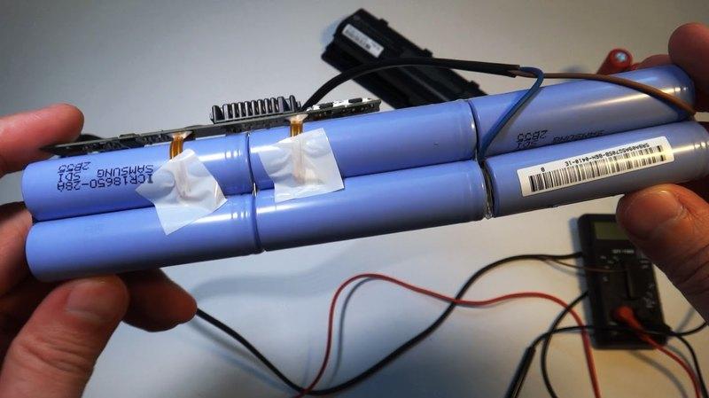 Зарядное устройство батареи
