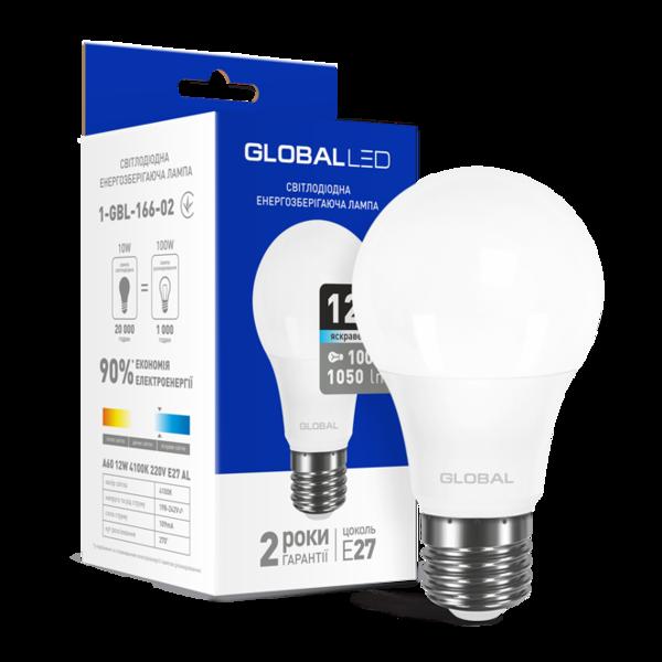 Светодиодная лампа 1-GBL-166-02