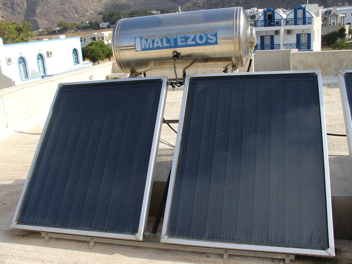 Солнечные тепловые генераторы – это отличный способ сэкономить энергоресурсы