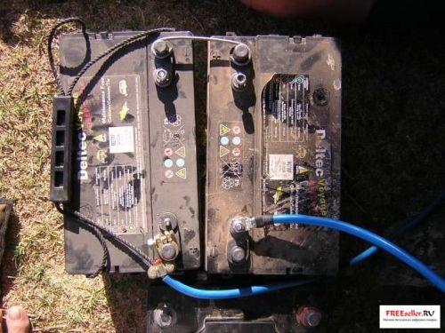 Сварочный аппарат из автомобильных аккумуляторов своими руками.