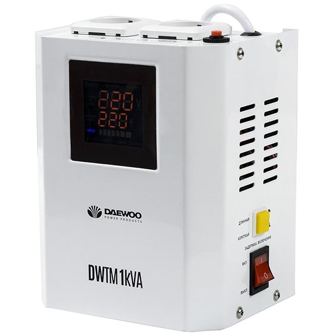 DAEWOO DW-TM1kVA – качество и мощность
