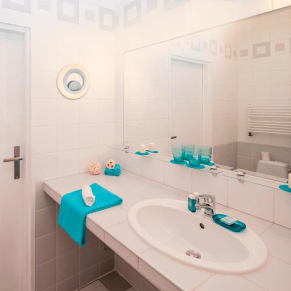 бра Damasco для освещения зеркала в ванной
