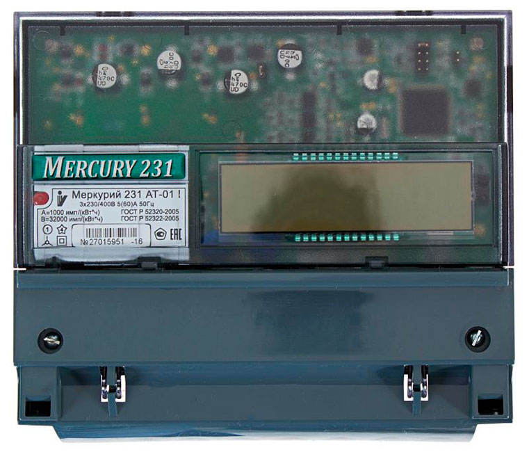 Merkurii 231 AT 01