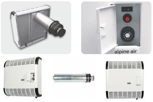 Alpine air NGS-30F