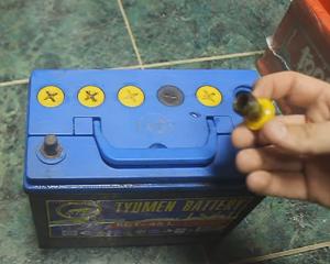 осыпание пластин аккумулятора