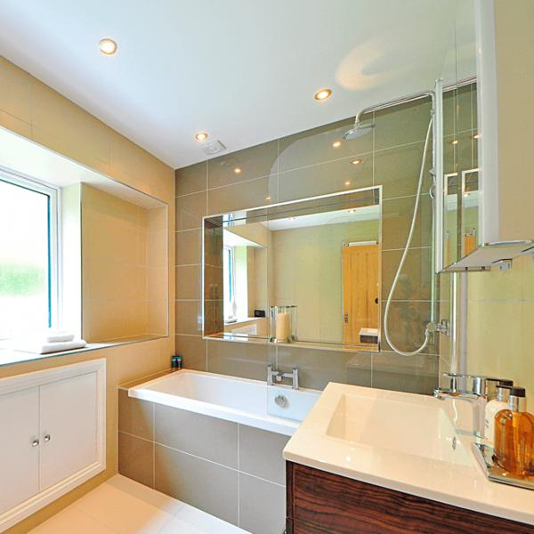 точечный светильник для ванной
