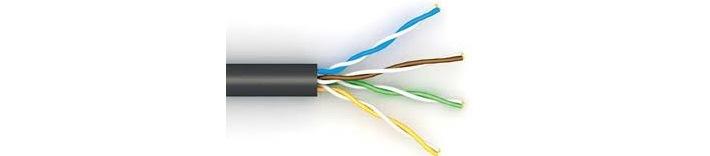 Изображение кабеля типа xDSL