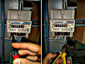 Правила проведения монтажа электросчетчика