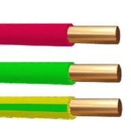 Провода ПВ 1 сечением до 10 мм2