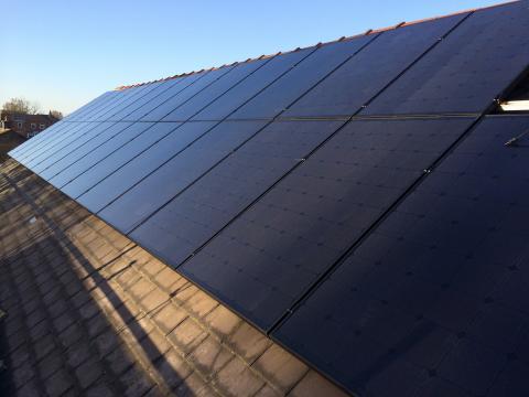 Солнечные панели HIT KURO от Panasonic