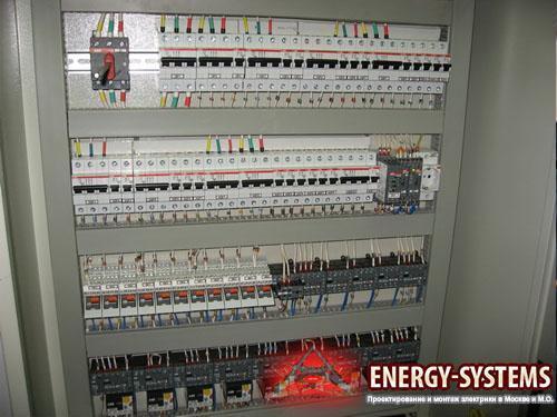 Стоимость сборки электрощита