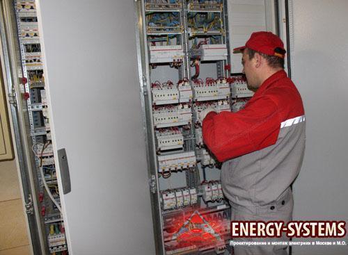 Сборка электрощитов цена
