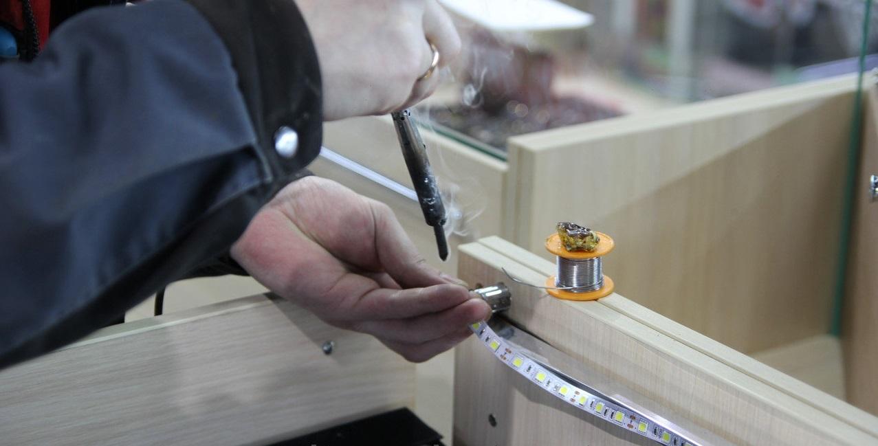 Светодиодная лента может выйти из строя из-за неправильной установки