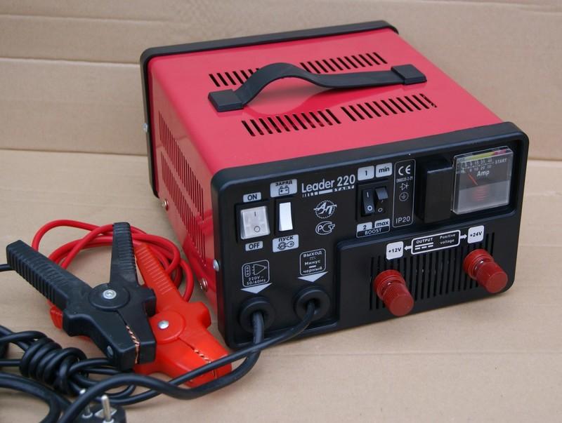 Зарядник для аккумулятора автомобиля