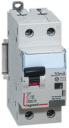 Автоматический выключатель дифференциального тока Legrand арт. 411002