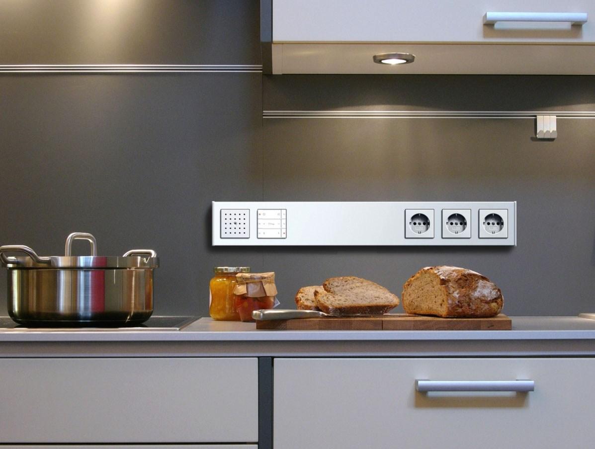 розетки на кухне для приборов