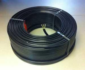 Виды и монтаж универсального силового кабеля ВВГнг (А)