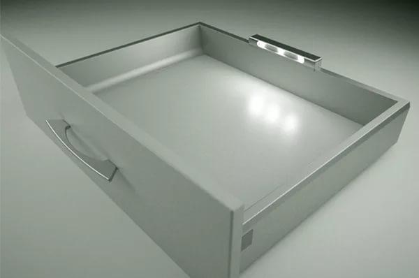 Светильник светодиодный для освещения ящиков