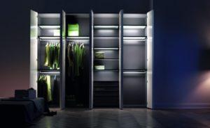 Подсветка светодиодная декоративная для шкафа-купе