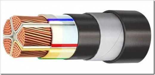 Необходимые условия эксплуатации кабеля ВБШв