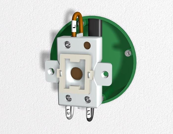 как правильно подключить проходной выключатель и диммер